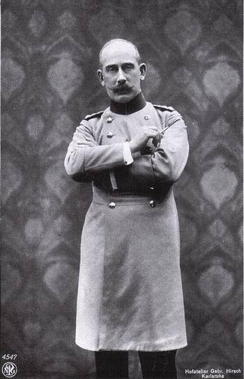 HRH Margrave Max of Baden