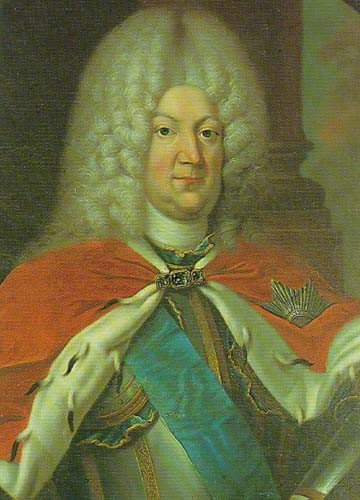 HSH Duke Karl Leopold of Mecklenburg-Schwerin