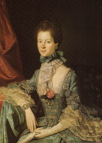 HM Queen Charlotte of the United Kingdom of Great Britain and Ireland née Duchess of Mecklenburg-Strelitz