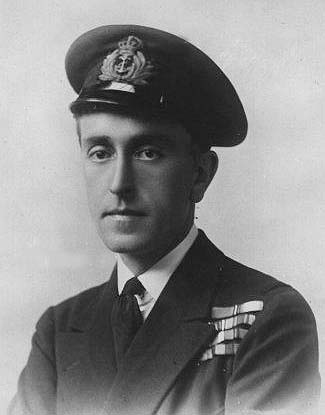George Mountbatten 2nd Marquess of Milford Haven