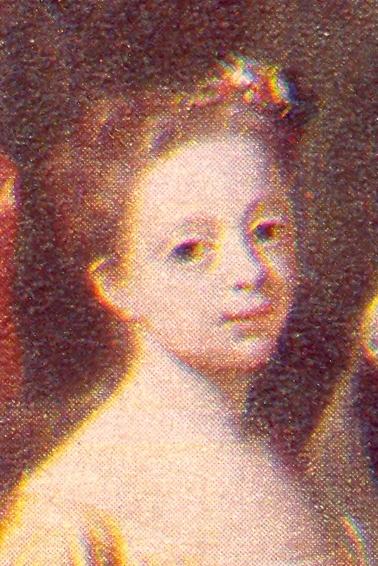 HSH Margravine Amelie of Baden-Durlach née Princess of Nassau-Diez