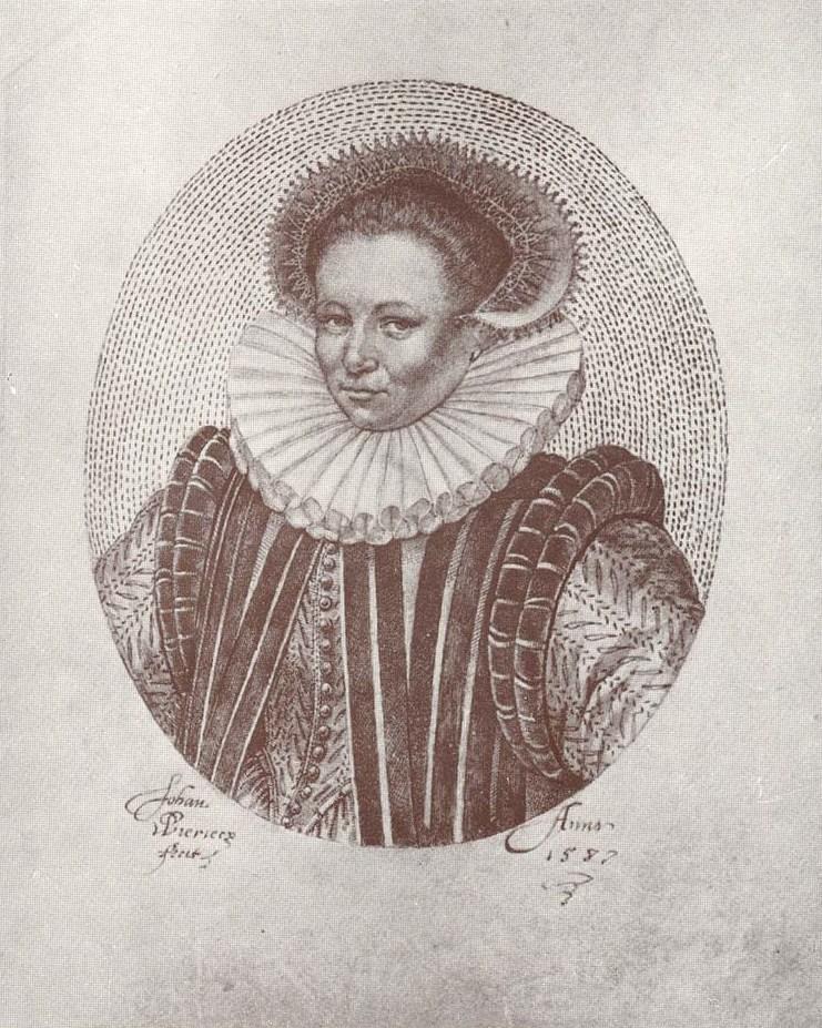 Countess Anna of Nassau