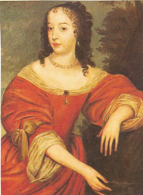 HSH Fürstin Albertine Agnes of Nassau-Diez née Countess of Nassau