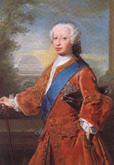 HRH Prince Frederick Louis of Great Britain and Ireland, Prince of Wales