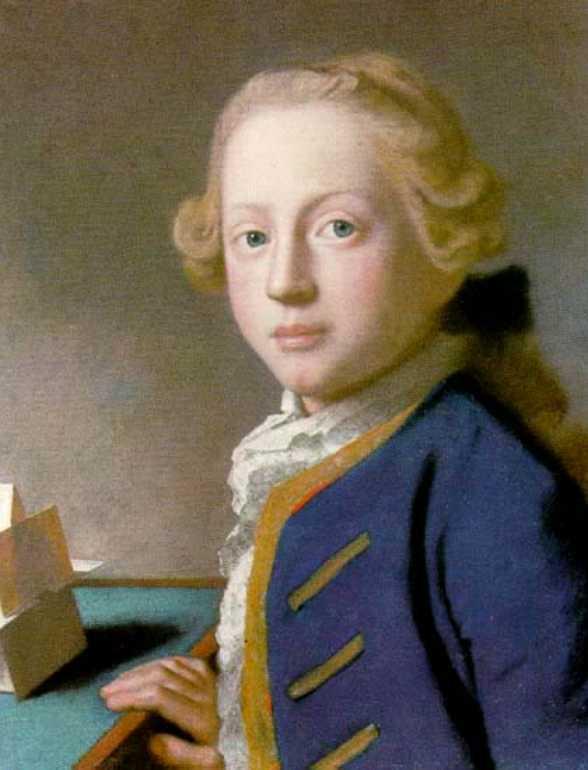 HRH Prince Henry Frederick of Great Britain and Ireland, Duke of Cumberland