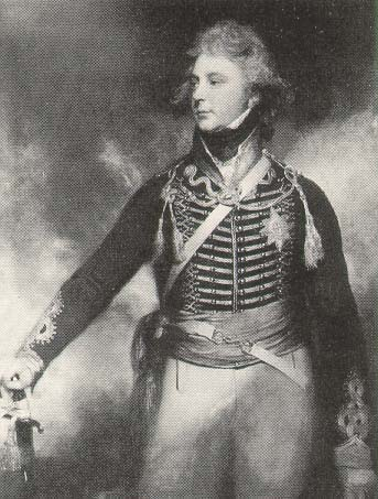 HM King George IV of the United Kingdom of Great Britain and Ireland