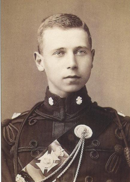 HRH Hereditary Prince Alfred of Saxe-Coburg and Gotha